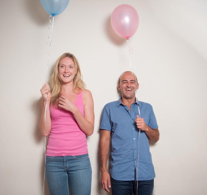 Chloe Reid and Robert Gaetano